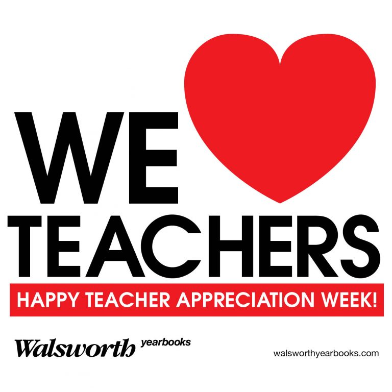 Celebrate teacher appreciation week with walsworth yearbooks celebrate teacher appreciation week with walsworth yearbooks school yearbooks walsworth sciox Images