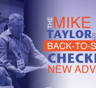 Mike Taylor has written a Back-to-school eBook